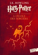 Harry Potter Tome 1 : Harry Potter à l'école des sorciers