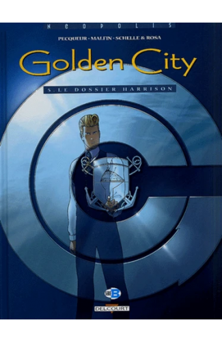 Golden City Tome 5