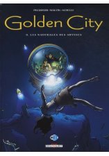 Golden City Tome 8